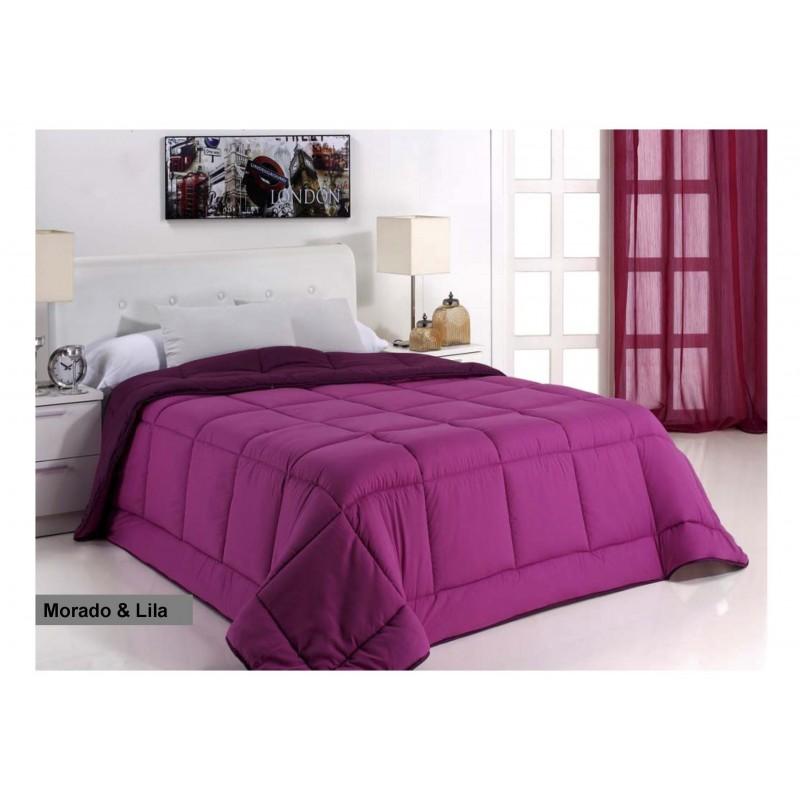 Relleno nordico bi color lila morado donatellaflex - Colores nordicos ...