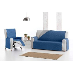 FUNDA SOFA ACOLCHADA REVERSIBLE